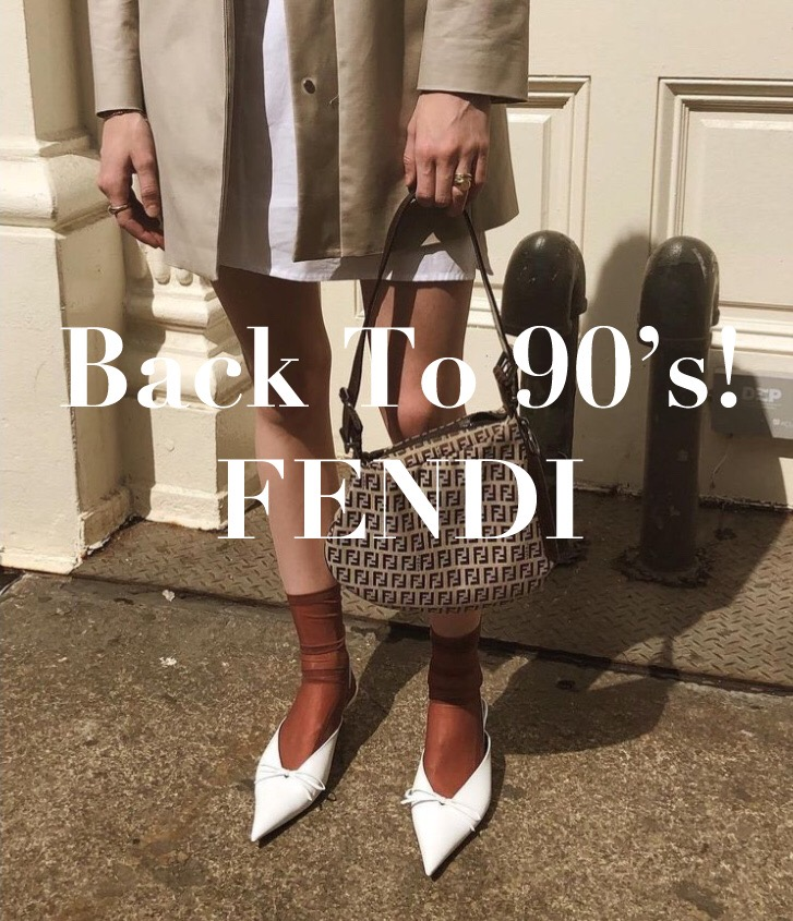 Back To 90`s! FENDI