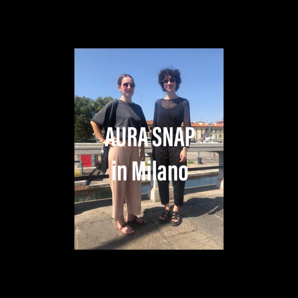AURA SNAP IN Milano